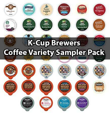 Cool Gift Ideas for Coffee Lovers - Coffee Variety Sampler Pack for Keurig K-Cup Brewers