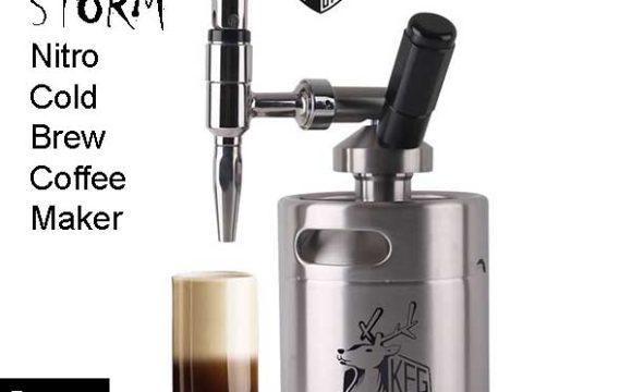 Coolest Coffee Makers Nitro Brew