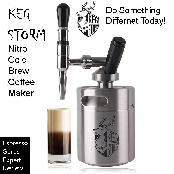 Coolest Coffee Makers Nitro Brew