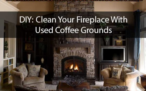 Creative Uses For Used Coffee Grounds