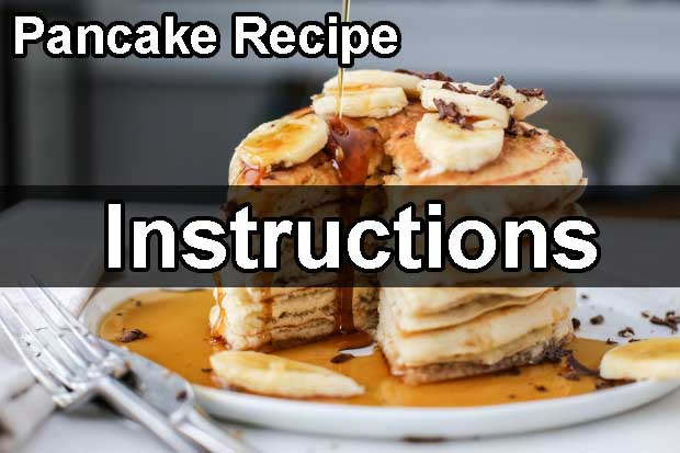 How to make pancakes step by step guide how to make pancakes instructions ccuart Images
