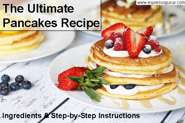 How to make pancakes step by step guide how to make pancakes ccuart Choice Image