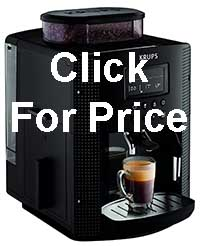 KRUPS EA81 Pisa Espresso Machine Price