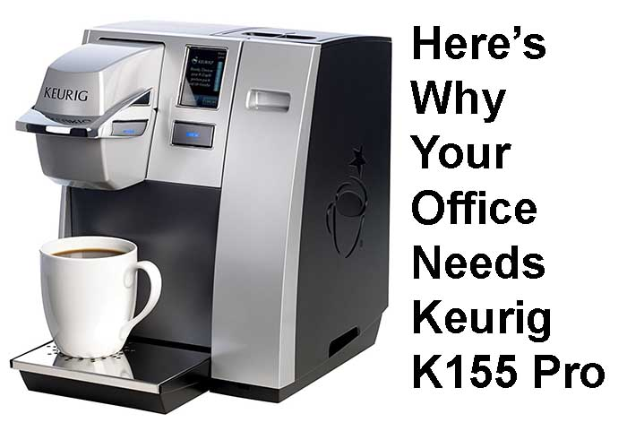 Keurig K155 Office Pro For Sale