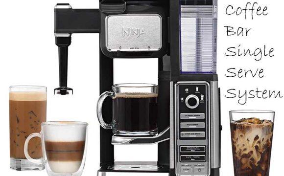 Ninja Coffee Bar Single Serve System For Coffee Lovers