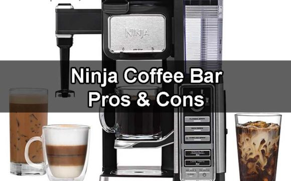 Ninja Coffee Bar Single Serve System Pros And Cons