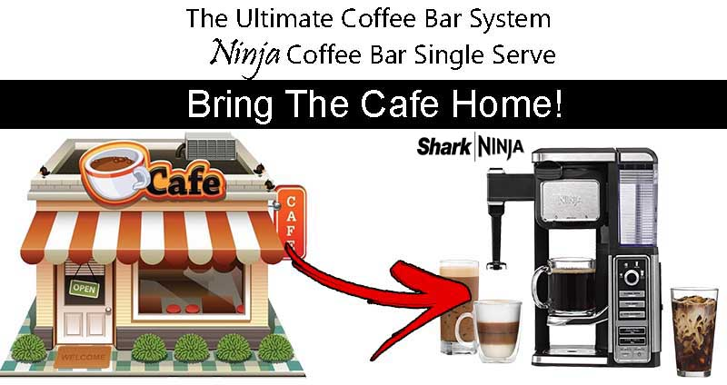 Ninja Coffee Bar System Review