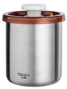 Osaka Vacuum Sealed Coffee Canister