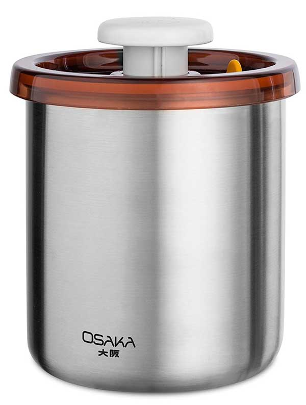 Osaka Vacuum Sealed Coffee Canister
