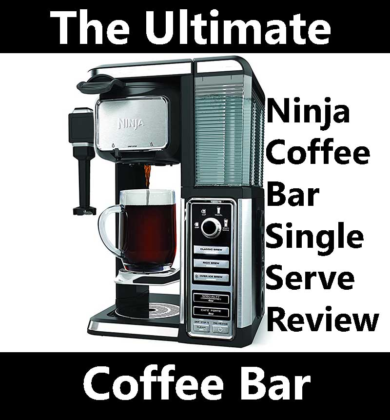 The Ultimate Coffee Bar For Coffee Lovers
