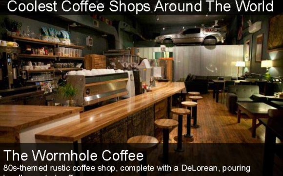 The Wormhole Coffee - Coolest Coffee Shops Around The World