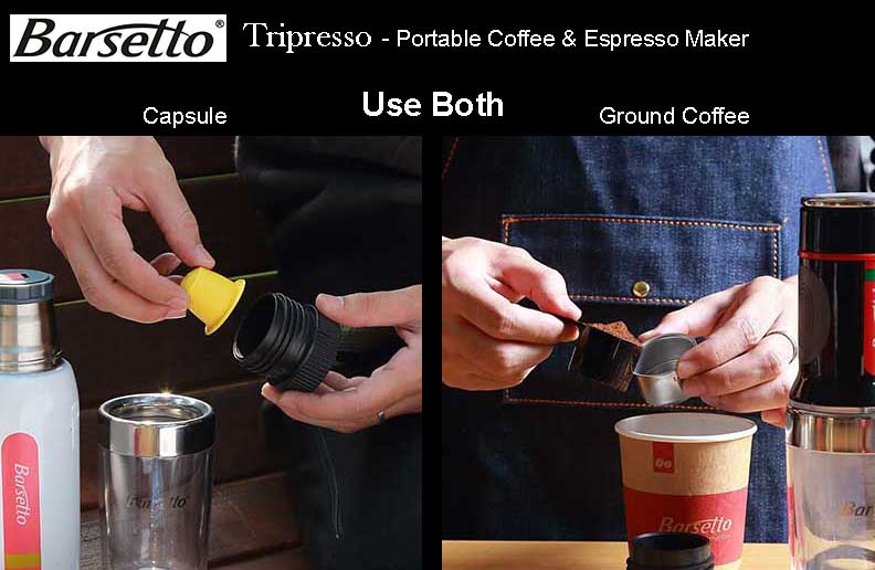 Top Portable coffee and espresso maker ranked