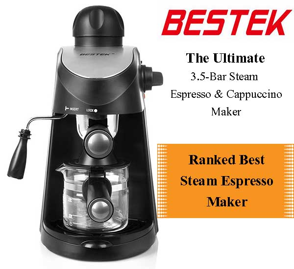 best budget steam espresso maker