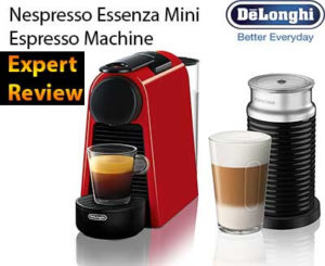 Nespresso Essenza Mini Espresso Machine by De'Longhi Expert Review