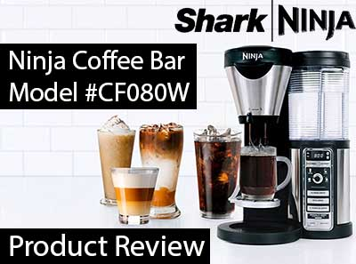 Ninja Coffee Bar Brewer (CF080W) Review