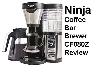 Ninja Coffee Bar Brewer CF080Z Review