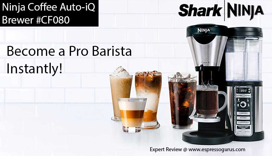 Ninja Coffee Bar Brewer Expert Review