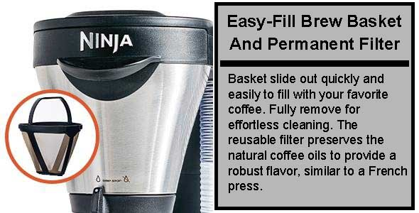 Ninja Coffee Bar Brewer Product Review