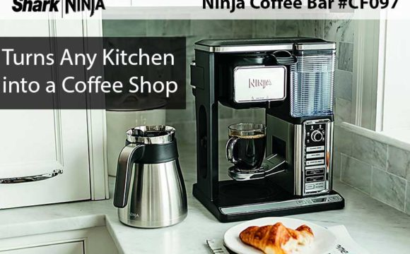 Ninja Coffee Bar Brewer System with Stainless Thermal ...
