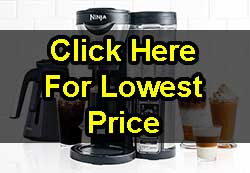 Ninja Coffee Bar Brewer with Glass Carafe CF080Z Price