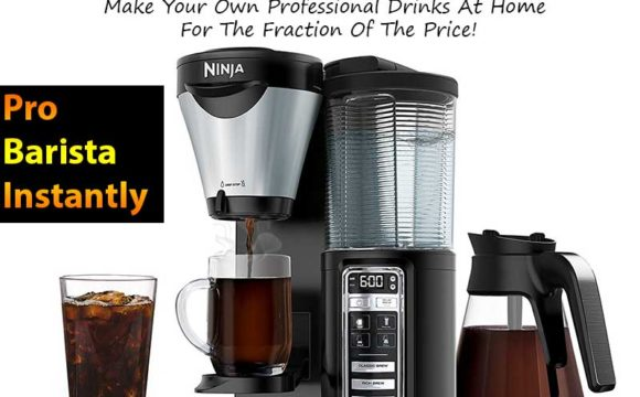 Coffee Maker With The Best Reviews : Ninja Coffee Bar CF021 Expert Review The Best Coffee Maker Ranked