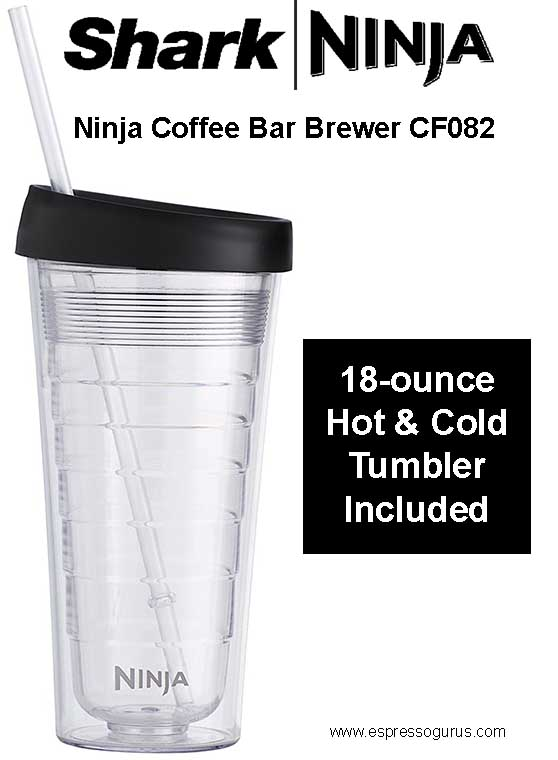 Ninja Coffee Bar CF082 Specs