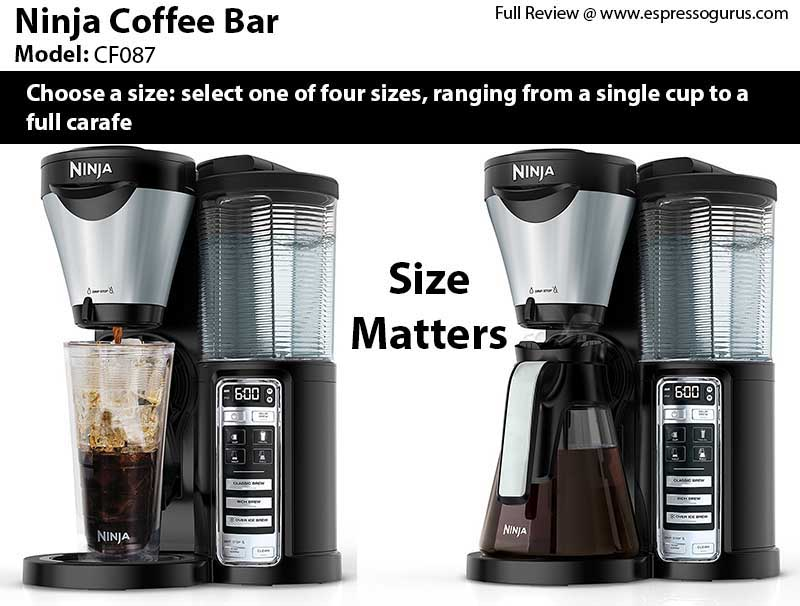 Ninja Coffee Bar CF087 Expert Product Review