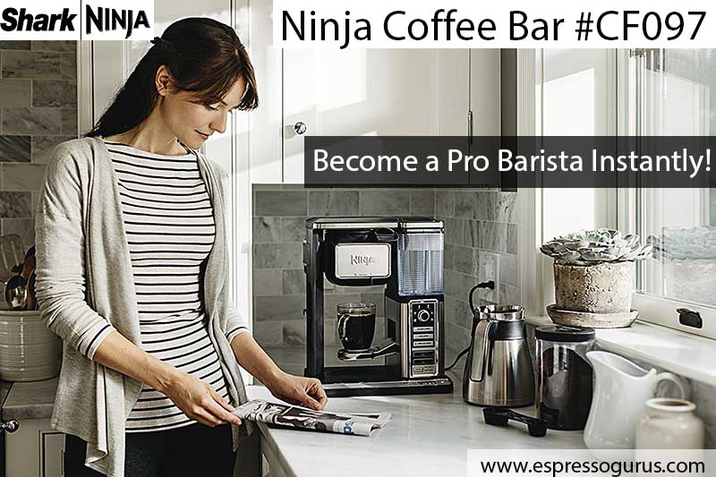 Ninja Coffee Bar CF097 - Full Review - Price - Details - Specs