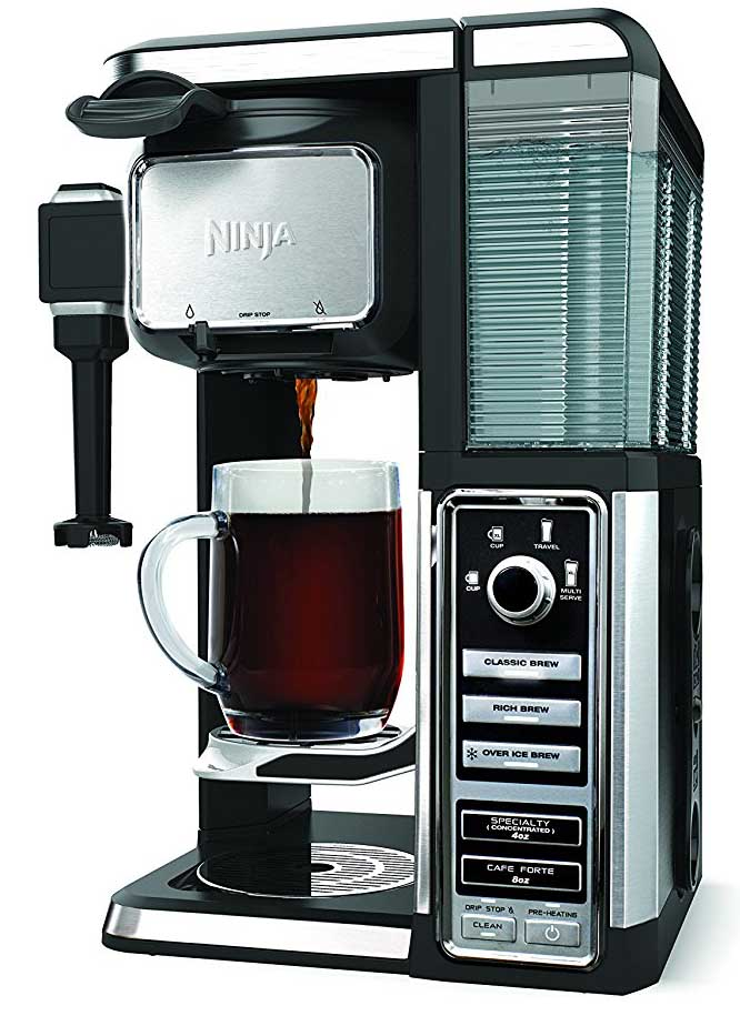 Ninja Coffee Bar CF111 Full Review - Best Coffee Maker