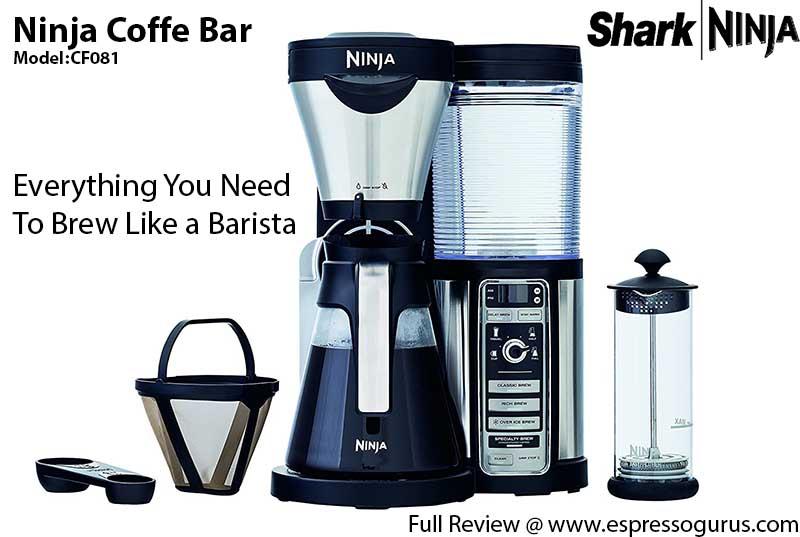 Ninja Coffee Bar Cf081 Review