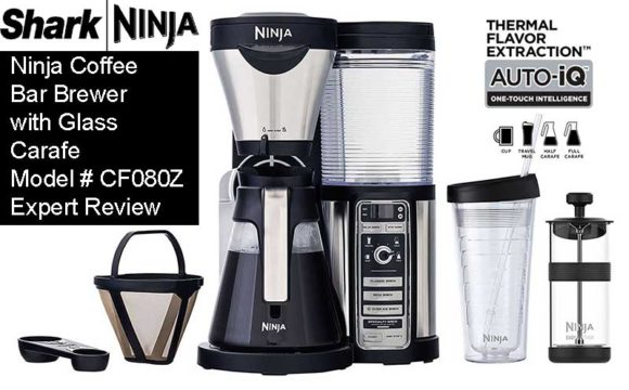 Ninja Coffee Bar Coffee Maker System CF080Z The Ultimate Review