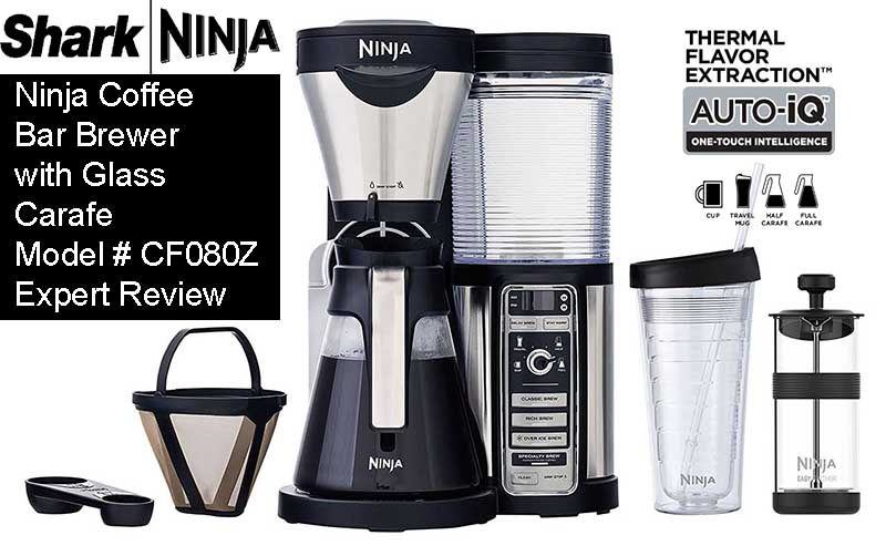 Sofia Vergara Coffee Maker Reviews : Ninja Shark Coffee - Shark