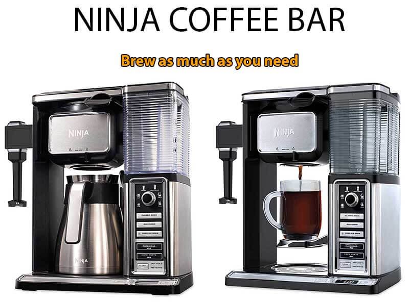 Ninja Coffee Bar Review - Everything You Wanted To Know And Needed To Know
