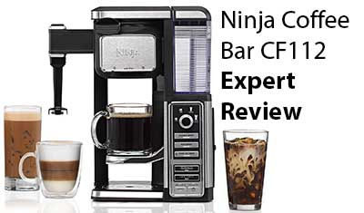 Ninja Coffee Bar Single Serve System With Built In Frother CF112 Review