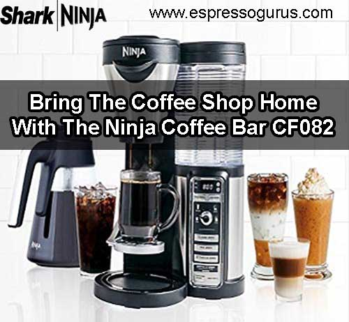 Ninja Coffee Bar Brewer Glass Carafe Cf082 Review