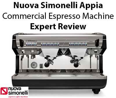 Nuova Simonelli Appia Review