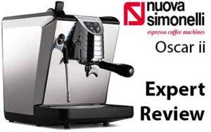 Nuova Simonelli Oscar ii Espresso Machine Review