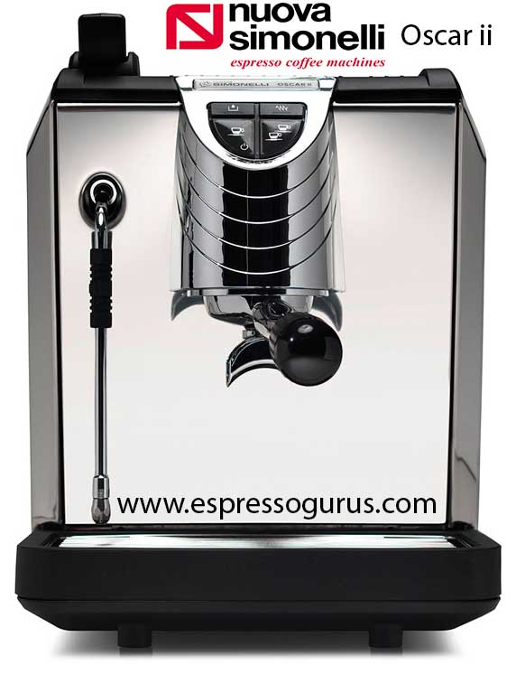 nuova simonelli oscar 2 espresso machine review. Black Bedroom Furniture Sets. Home Design Ideas