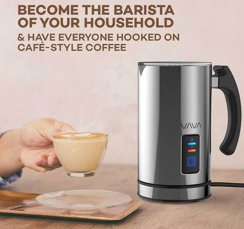 The Best Electric Milk Frother Ranked