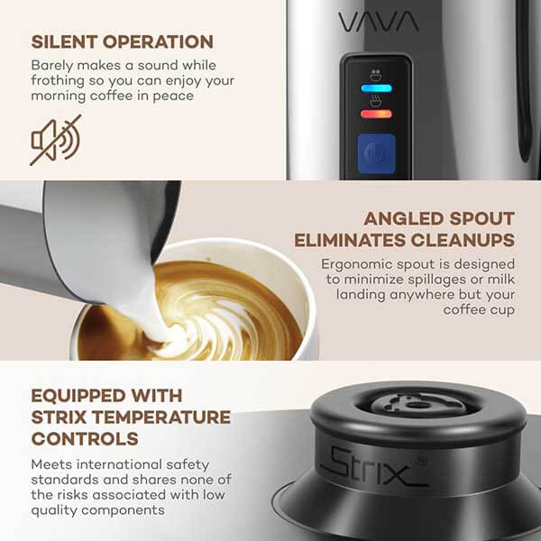 The Best Electric Milk Frother Review