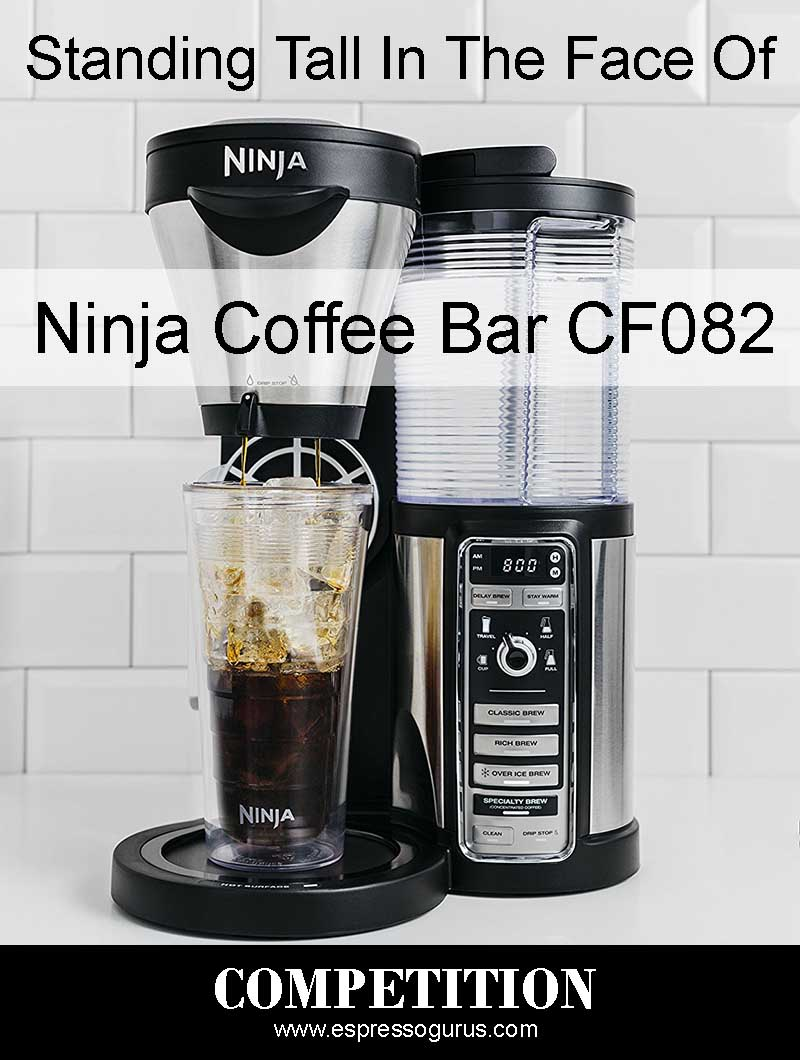 The Ultimate Coffee Bar System Ninja Coffee Bar Brewer Cf Full Review Buying Guide on Vacuum Coffee Carafe