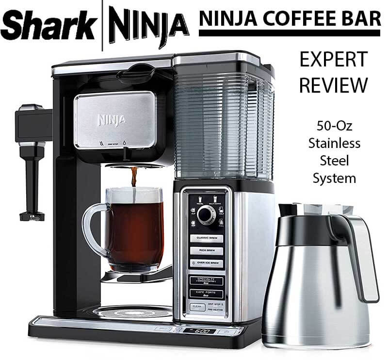 The Ultimate Ninja Coffee Bar Review