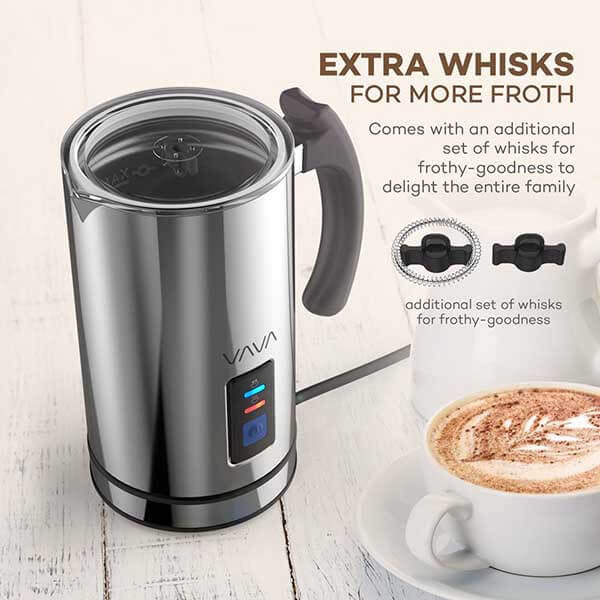 What is the best electric milk frother