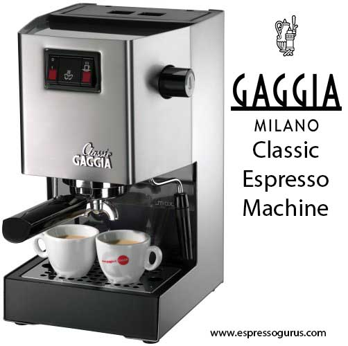 gaggia classic expert Review
