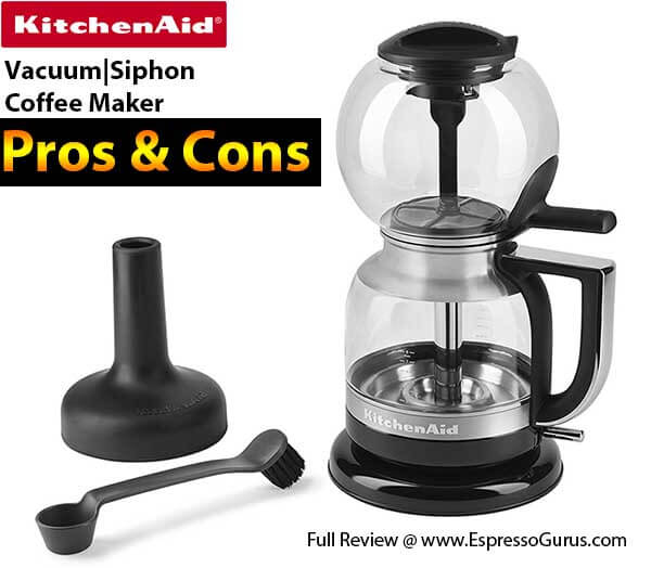 Best Vacuum Coffee Maker Review