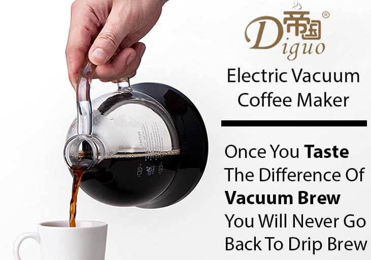Expert Review Of The Best Electric Vacuum Coffee Maker