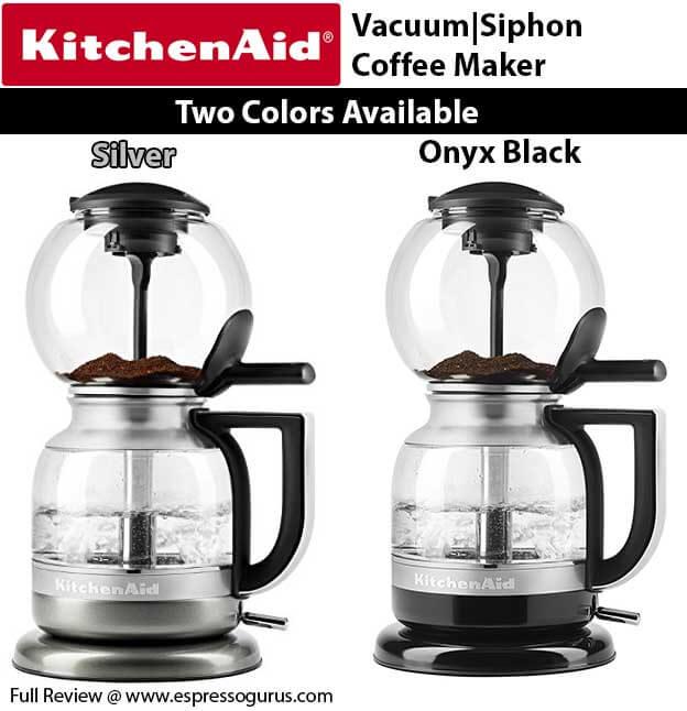 Best Vacuum Coffee Maker Kitchenaid Review