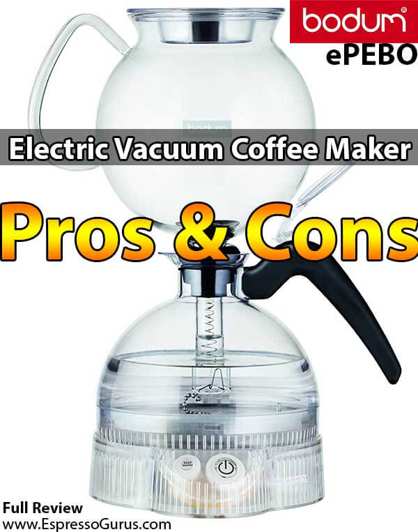 The Best Electric Vacuum Coffee Maker Ranked