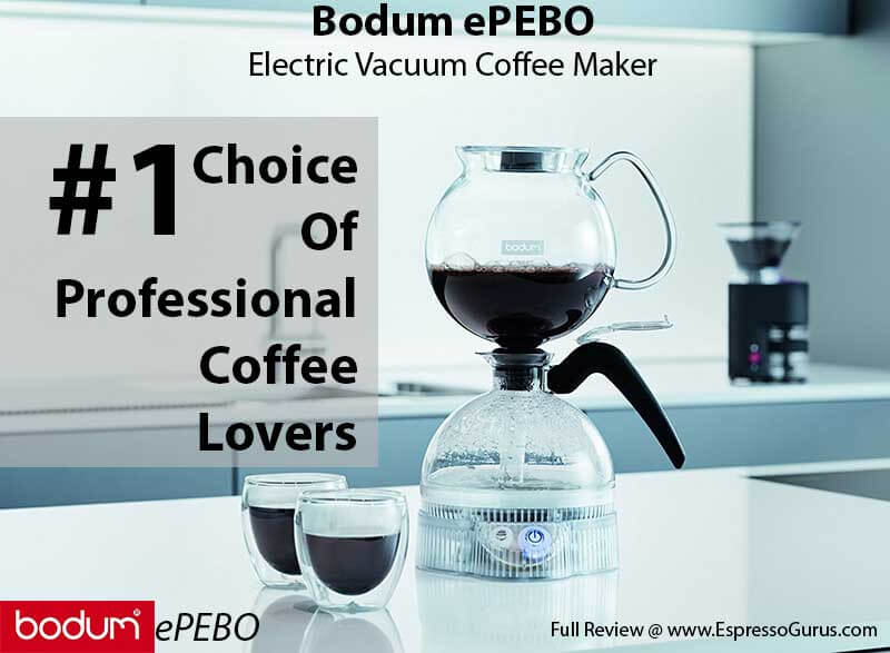 The Best Vacuum Coffee Maker