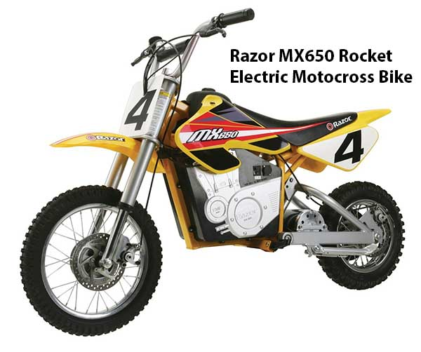 The best gift for your kids this holiday season - Show your kids how much you love them with this Motocross Bike
